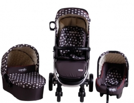 Carucior M21 sistem 3 in 1 - Carello DOTS