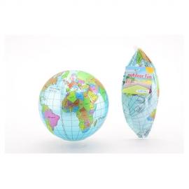 Minge in forma de glob terestru pentru exterior