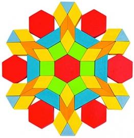 Puzzle mozaic Geo