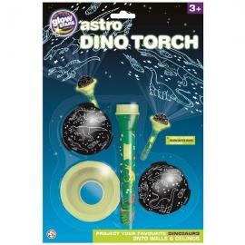 Proiector tip lanterna - Dinozauri si stele