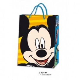 Punga hartie Mickey Mouse 71.5x50.5x18 cm trebuie sters
