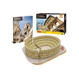 Puzzle 3D - Colosseum - 131 piese