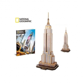 Puzzle 3D - Emipre State Building - 66 piese