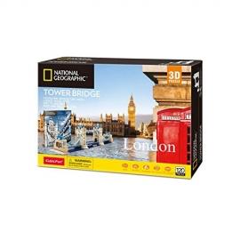 Puzzle 3D - Tower Bridge - 120 piese