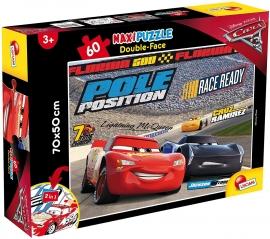 Puzzle de colorat maxi - Cars 3 (60 piese)