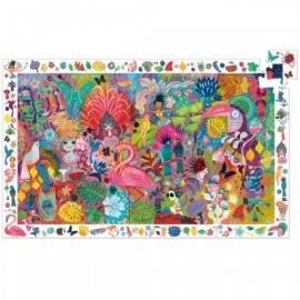 Puzzle Djeco Carnaval