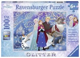 Puzzle Frozen, 100 Piese Xxl