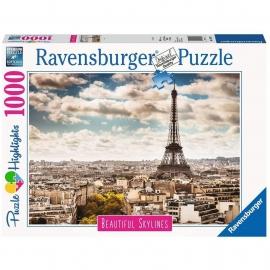 PUZZLE PARIS, 1000 PIESE