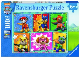 Puzzle Paw Patrol, 100 Piese