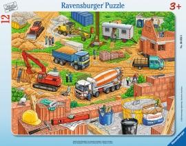 Puzzle Santier, 12 Piese