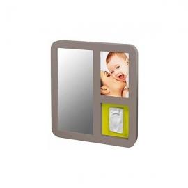 Rama amprenta cu oglinda Baby Art