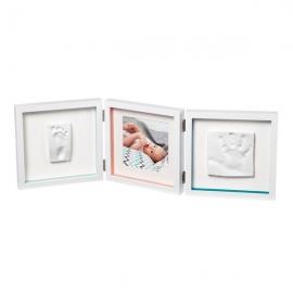 Rama foto cu dubla amprenta My Baby Style Baby Art ESSENTIALS