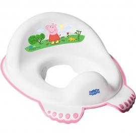 Reductor pentru toaleta Tega Baby, Peppa Pig, Roz