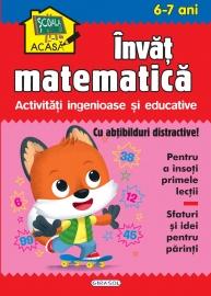 Scoala acasa - Invat matematica 6-7 ani