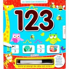 Scrii si stergi - 123