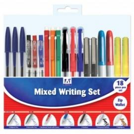 Set 18 instrumente de scris pentru scoala