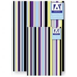 Set 2 caiete A6/A5 cu coperti cartonate modele asortate