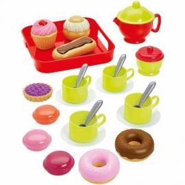 Set Ceai cu Mic Dejun si 26 de Accesorii Colectia 100% Chef