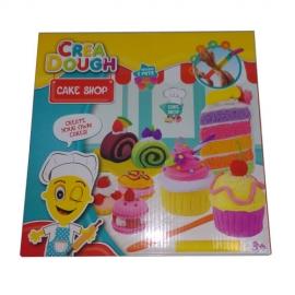 Set creatie plastilina - Cake Shop