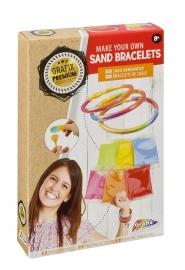Set creativ - Bratari cu nisip