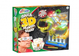 Set creativ - Dinozauri 3D