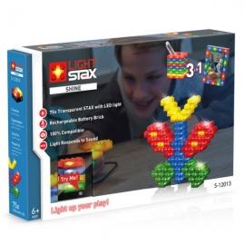 Set de constructie Stax System Shine V2, compatibil Lego®