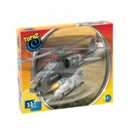 Set de construit Elicopter de lupta 227 piese