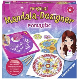 SET DE CREATIE MANDALA ROMANTIC