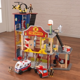 Set de joaca Deluxe Fire Rescue-Kidkraft
