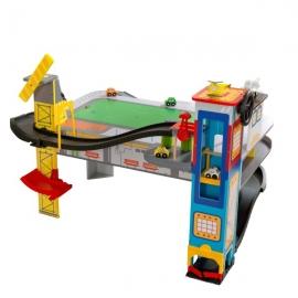 Set de joaca si masuta Freeway Frenzy Raceway - KidKraft