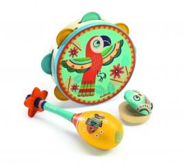 Set instrumente muzicale Djeco