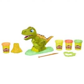 Set Jucarii cu Plastilina Play-Doh Rex Dinozaurul Mancacios