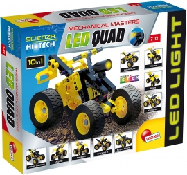 Set STEM 10 in 1 - ATV cu LED