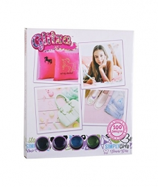 Set tatuaje Simply Girl inc.100 tatuaje Glitza Art GL7632