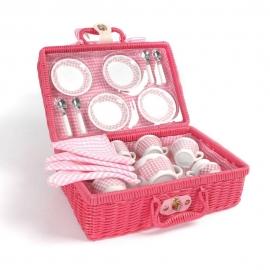 Setul meu de ceai pentru picnic