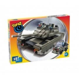 Seturi de construit-Tanc-581 piese