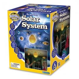 Sistem solar cu telecomanda