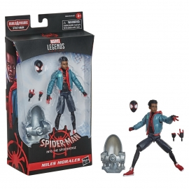 SPIDER-MAN LEGENDS FIGURINA MILES MORALES