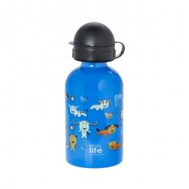 Sticla Inox Copii 400 ml, EcoLife - Model - Jungle