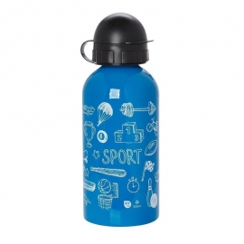 Sticla Inox Copii 500ml, Ecolife - Model - Sports