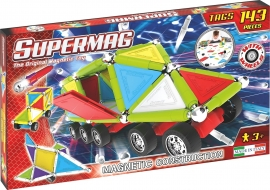 Supermag Tags Wheels - Set Constructie 143 Piese