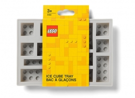 Tava cuburi de gheata LEGO® - Gri