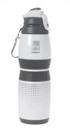 Termos Sport 400 ml, EcoLife - Culoare - Alb