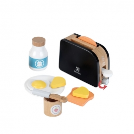 Toaster lemn cu accesorii Electrolux