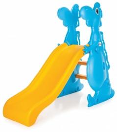 Tobogan pentru copii DINO SLIDE BLUE - Pilsan