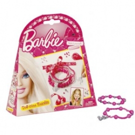 Totum - Set creativ decorativ breloc Barbie