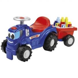 Tractoras cu Remorca