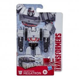 TRANSFORMES ROBOT DECEPTICON MEGATRON GENERATION BRAVO