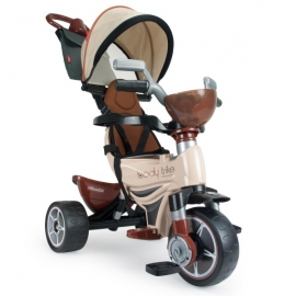 Tricicleta Body Max Chocolate - Injusa