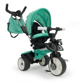 Tricicleta City Max Cobalt - Injusa